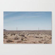 Death Valley 1.0 Canvas Print