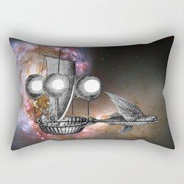 Bedtime Doodle 31/08/15 Rectangular Pillow