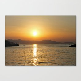 summer feeling Canvas Print