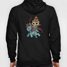 Conquest Apocalypse Cat Rider on Unicorn Hoody