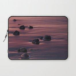 Pebble Formation Laptop Sleeve
