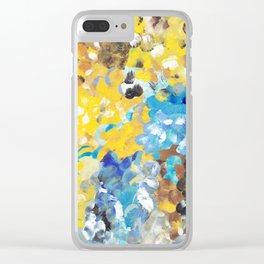 Dear Musashi Clear iPhone Case