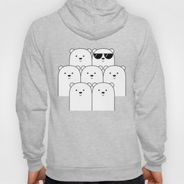 That Cool Polar Bear Hoody