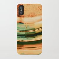 glass iPhone & iPod Cases featuring Glass by beerreeme