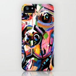 Saturday Afternoon iPhone Case