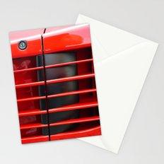 Ferrari Testarossa Stationery Cards