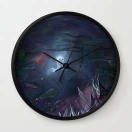 The Song of the Sea Wall Clock