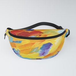 Abstract910 Fanny Pack