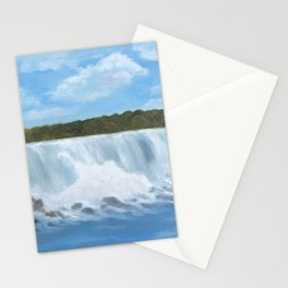 Mighty Niagra Falls Stationery Cards