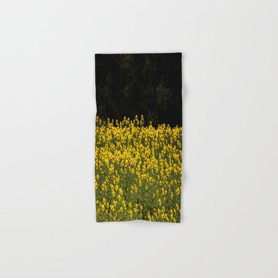 Sunflowers Hand & Bath Towel