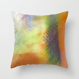 Negative 12 Throw Pillow