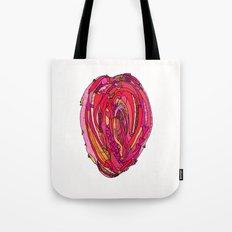 Artsy Heart Tote Bag