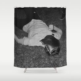 Goons (Cronies) Shower Curtain