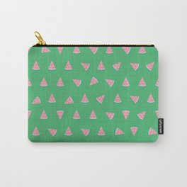 Pink Sweet Watermelon Picture Carry-All Pouch