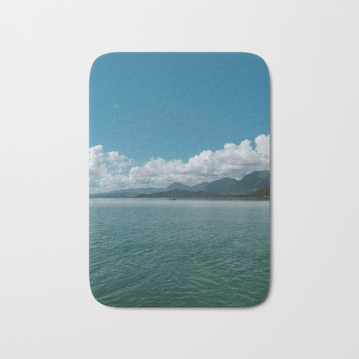 Hawaiian View Bath Mat
