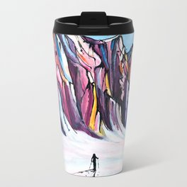 Inhale The Future, Exhale The Past Travel Mug