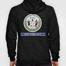 NYC World Business Station Hoody