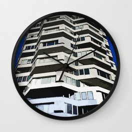 50pence Wall Clock