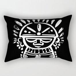Mestizo Roots Rectangular Pillow