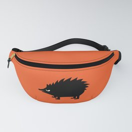 Angry Animals: hedgehog Fanny Pack