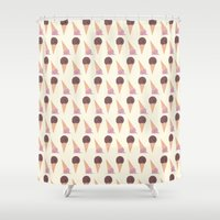 plant Shower Curtains featuring Face Plant! by Teo Zirinis