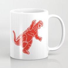 Godzilla Mug
