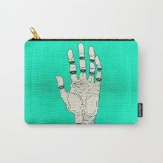 THE HAND OF DESTINY / LA MANO DEL DESTINO Carry-All Pouch