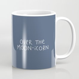 Over the Moon-icorn Coffee Mug