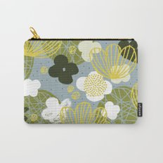 Kokedama Garden by Friztin Carry-All Pouch