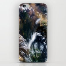 Water Flowing Over the Rocky Shallows iPhone & iPod Skin