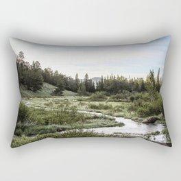 Rocky Mountain National Park | Colorado Rectangular Pillow