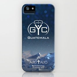 GYC - Xela iPhone Case