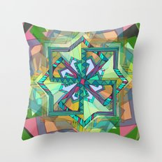 Slovenian symbol Throw Pillow