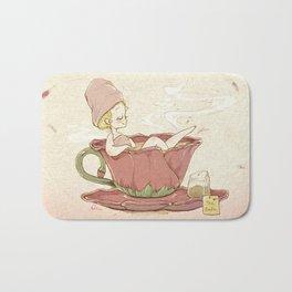 Tea Bath Bath Mat