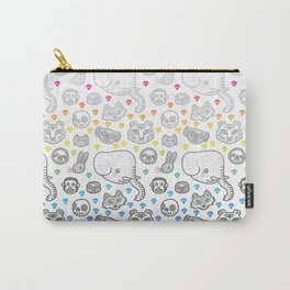 Hypno Animals Carry-All Pouch