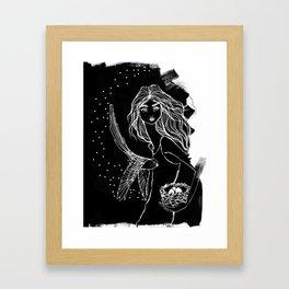 Nesting Instinct by Jane Davenport Framed Art Print