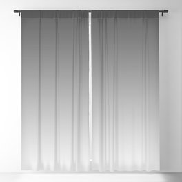 Gray Light Ombre Blackout Curtain