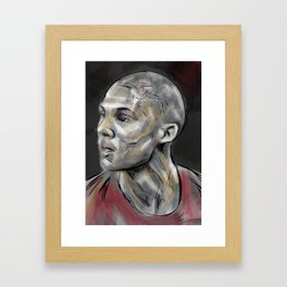 Gibbs Framed Art Print