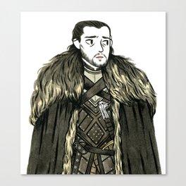 Everyone's favorite bastard Canvas Print