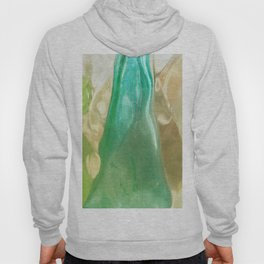 356 - Abstract Design Bottles Hoody