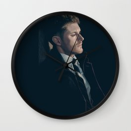 Dean Winchester. Season 9 Wall Clock