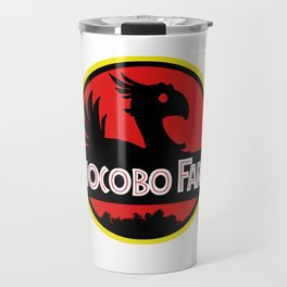 Chocobo Farm Travel Mug