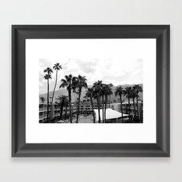Tropical Darkroom #26 Framed Art Print