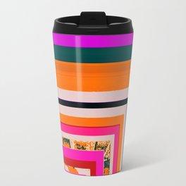 looking for something (orange) Travel Mug