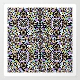 Mosaic I Art Print