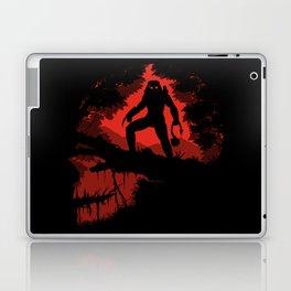 Jungle Hunter Laptop & iPad Skin