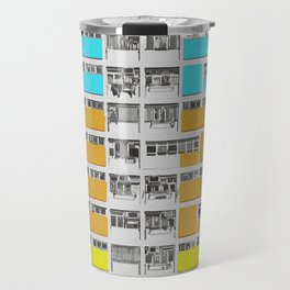 Apartment Colors Travel Mug