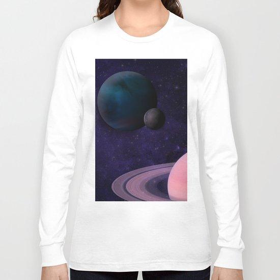 Planets Long Sleeve T-shirt