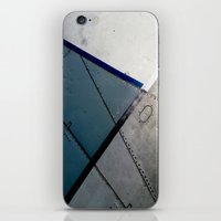 aviation iPhone & iPod Skins featuring Aviation by Paper Possible