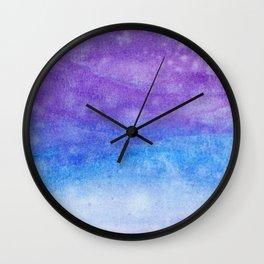 Abstract No. 167 Wall Clock